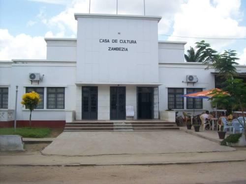 QUELIMANE - antiga Associação Africana da Zambézia