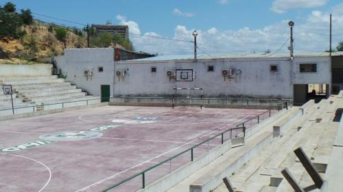 NACALA - campo do clube Ferroviario
