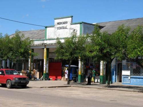 INHAMBANE - mercado