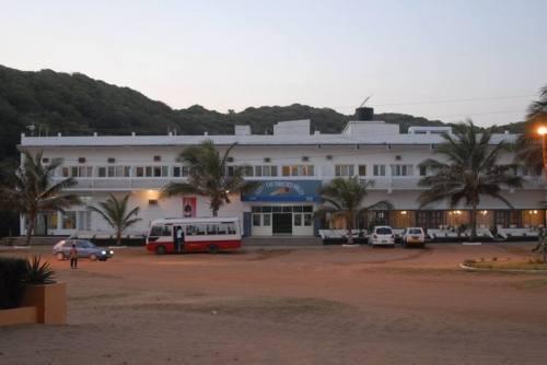 XAI XAI - entrada do hotel
