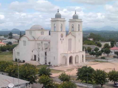 NAMPULA - igreja