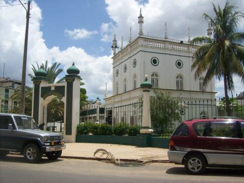 QUELIMANE -  a mesquita atual
