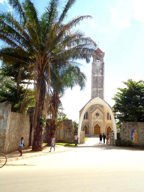 QUELIMANE - missão da Sagrada Familia