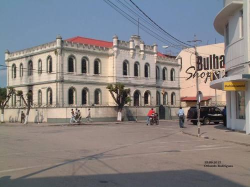 BEIRA - cadeia central