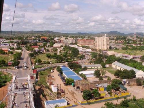TETE - parte da cidade
