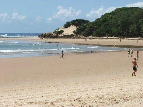 TOFO - a praia
