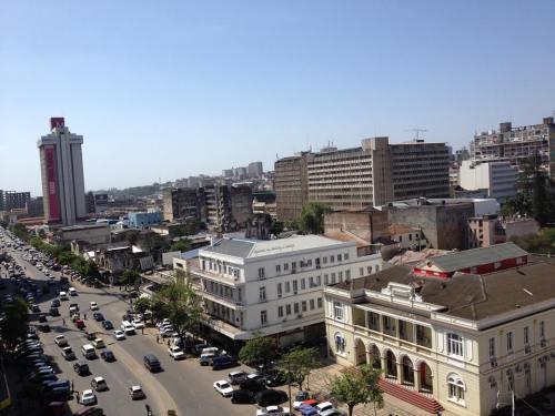 MAPUTO - vista actual da cidade