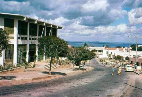 PEMBA - edifício do banco