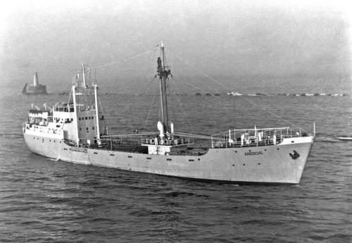 MOÇAMBIQUE - antigo navio Angoche