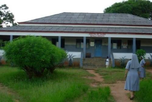 IAPALA - hospital da missão