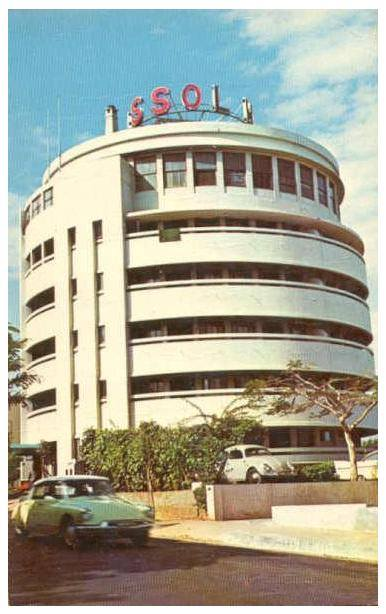 MAPUTO - hotel Girassol