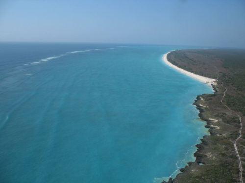 NACALA - linha da costa. para sul