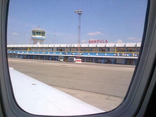 NAMPULA - aeroporto