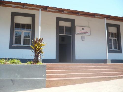 MAPUTO - esquadra do Alto Maé