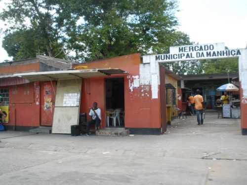 MANHIÇA - mercado