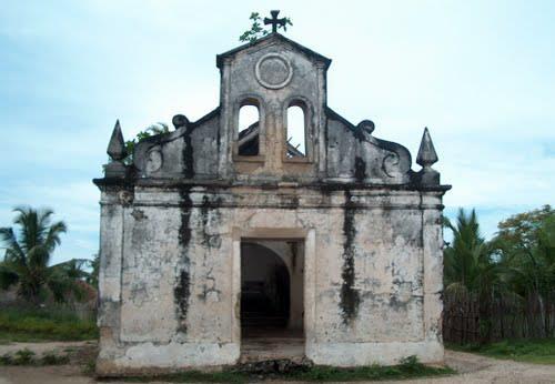 QUIRIMBA - Igreja São Luís Gonzaga