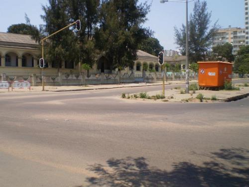 MAPUTO - escola primária da Malhangalene