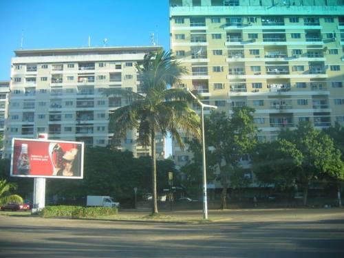 MAPUTO - bairro da Coop