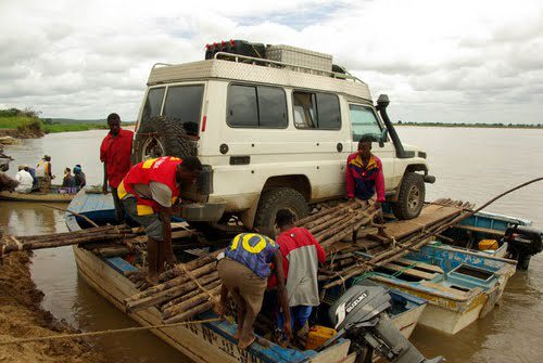ROVUMA - passagem para a Tanzania