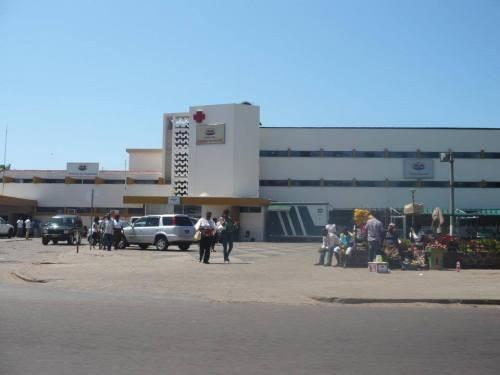 MAPUTO - hospital da cidade