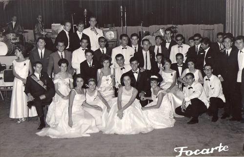 MAPUTO - finalistas de 1961 do ex liceu Salazar