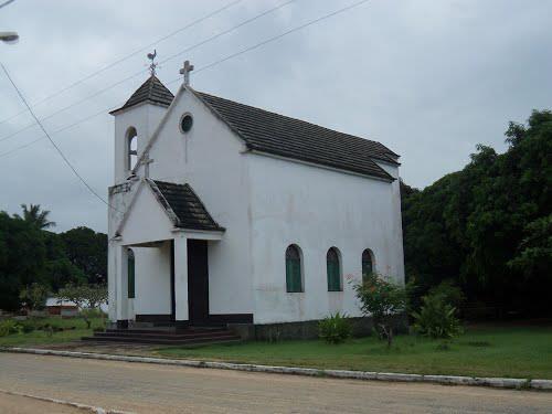 MOCIMBOA DA PRAIA - capela