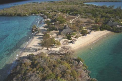 QUILALEA - aldeamento turístico na ilha