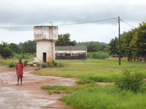 NAMANHUMBIRE - deposito de agua