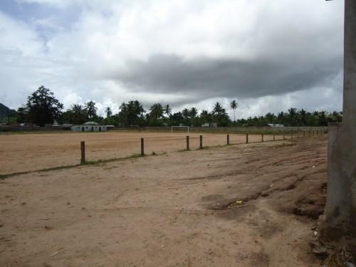 MONTEPUEZ - campo de futebol
