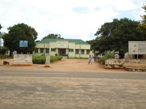 MONTEPUEZ - o hospital