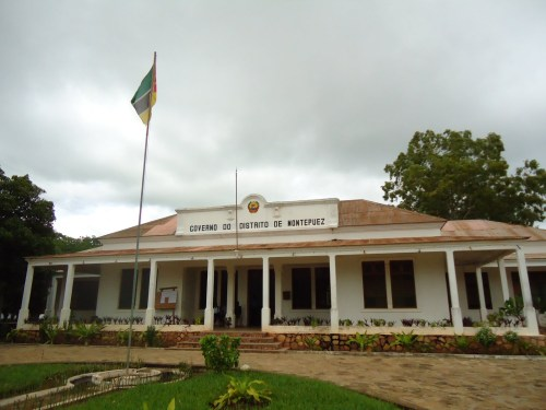 MONTEPUEZ - edifício da administração