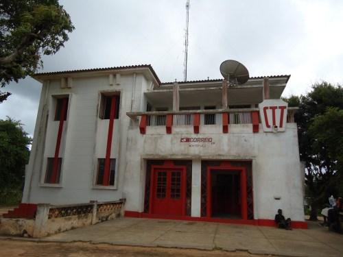 MONTEPUEZ - edifício dos correios