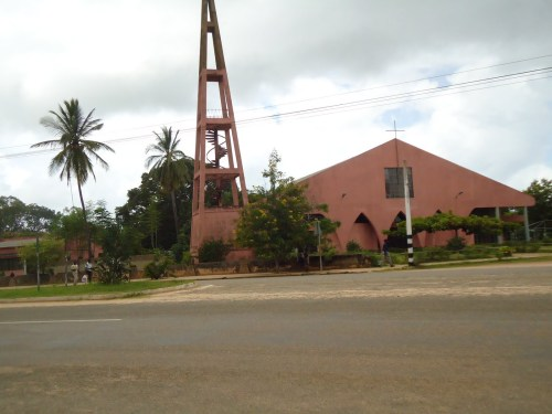 MONTEPUEZ - nova igreja