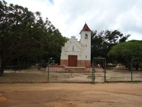 MONTEPUEZ - capela