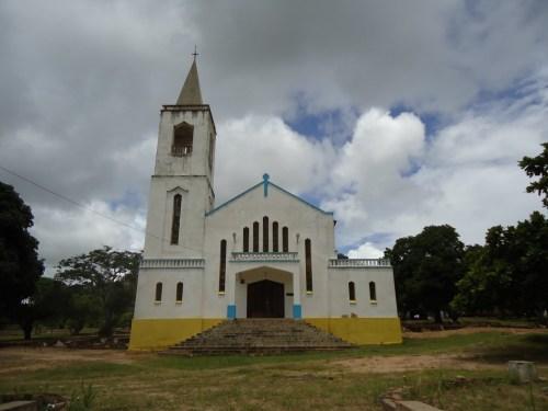 MONTEPUEZ - missão de S. José