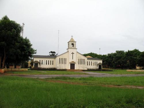 LICHINGA - igreja