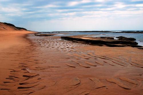 ZAVALA - a praia