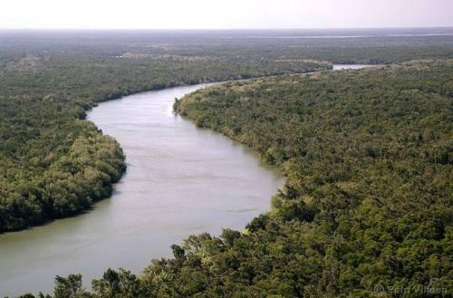 MARROMEU - rio Zambeze