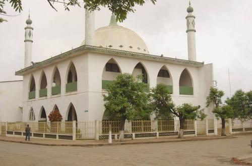 CHIMOIO - mesquita da cidade