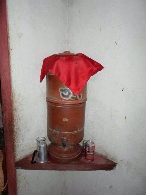 MOÇAMBIQUE - filtro de água