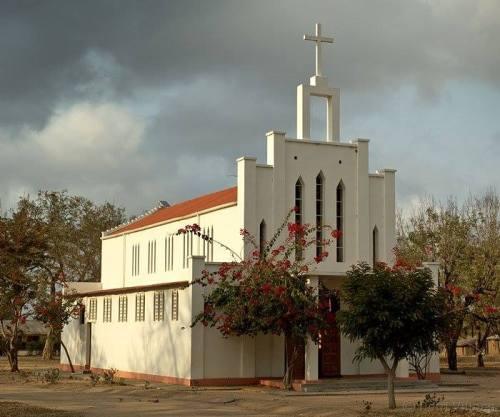 MACHAZE - missão catolica