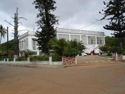 MARRACUENE - edifício da administração