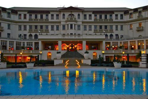 MAPUTO - hotel Polana em Abril de 2013