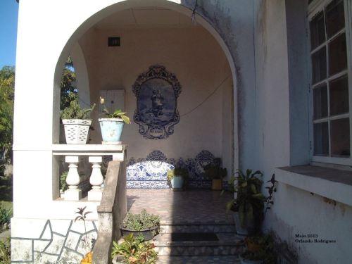 BEIRA - interior de ex colégio