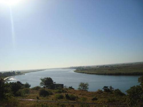 MARRACUENE - o rio Incomáti