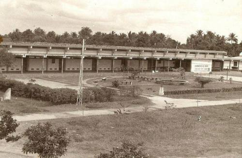 LUABO - escola secundária