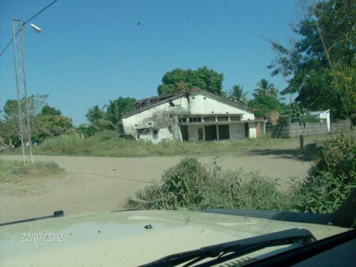 LUABO - edifício dos correios