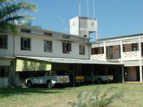 LUABO - escritórios da Sena Sugar