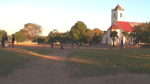 MACIA - localidade a caminho do Bilene
