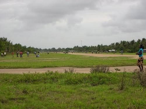 MARROMEU - aerodromo